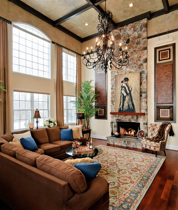 Create a spanish villa interior design style in the comfort of your henderson home christine - Spanish home interior design ideas ...