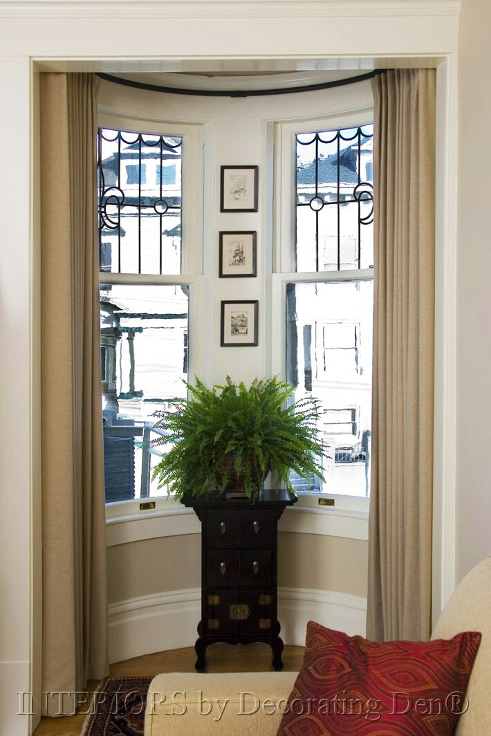 How To Decorate Bay Windows: See These Ideas For Custom