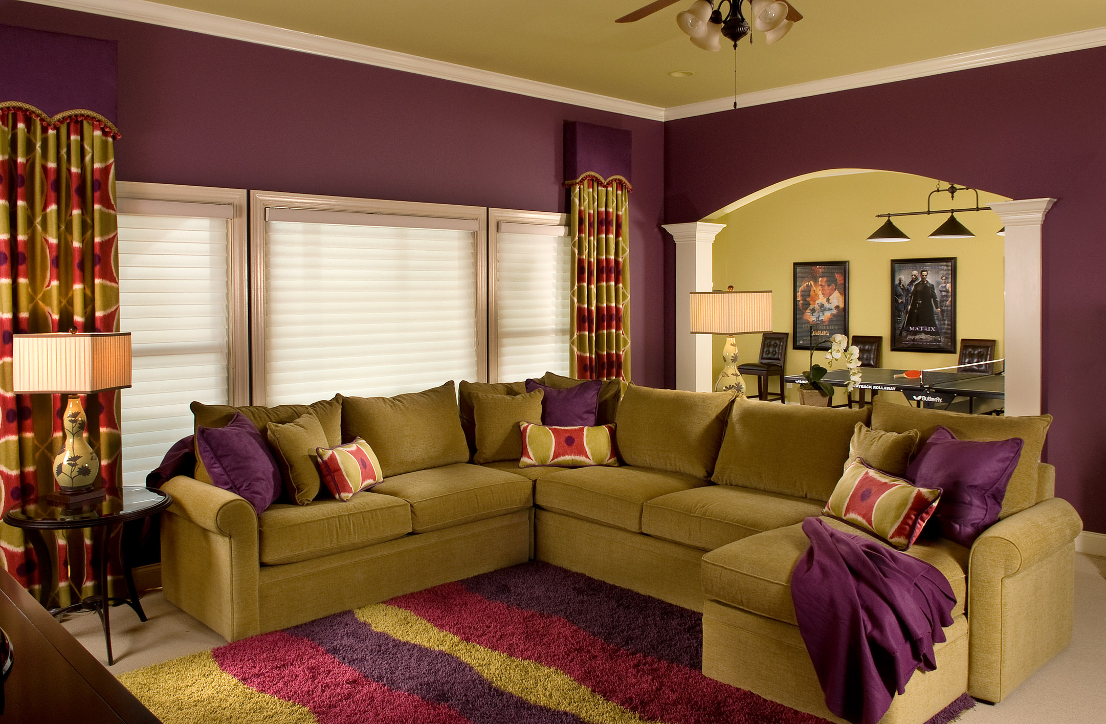 Great Living Room Paint Color Ideas with Purple 2162 x 1415 · 645 kB · jpeg