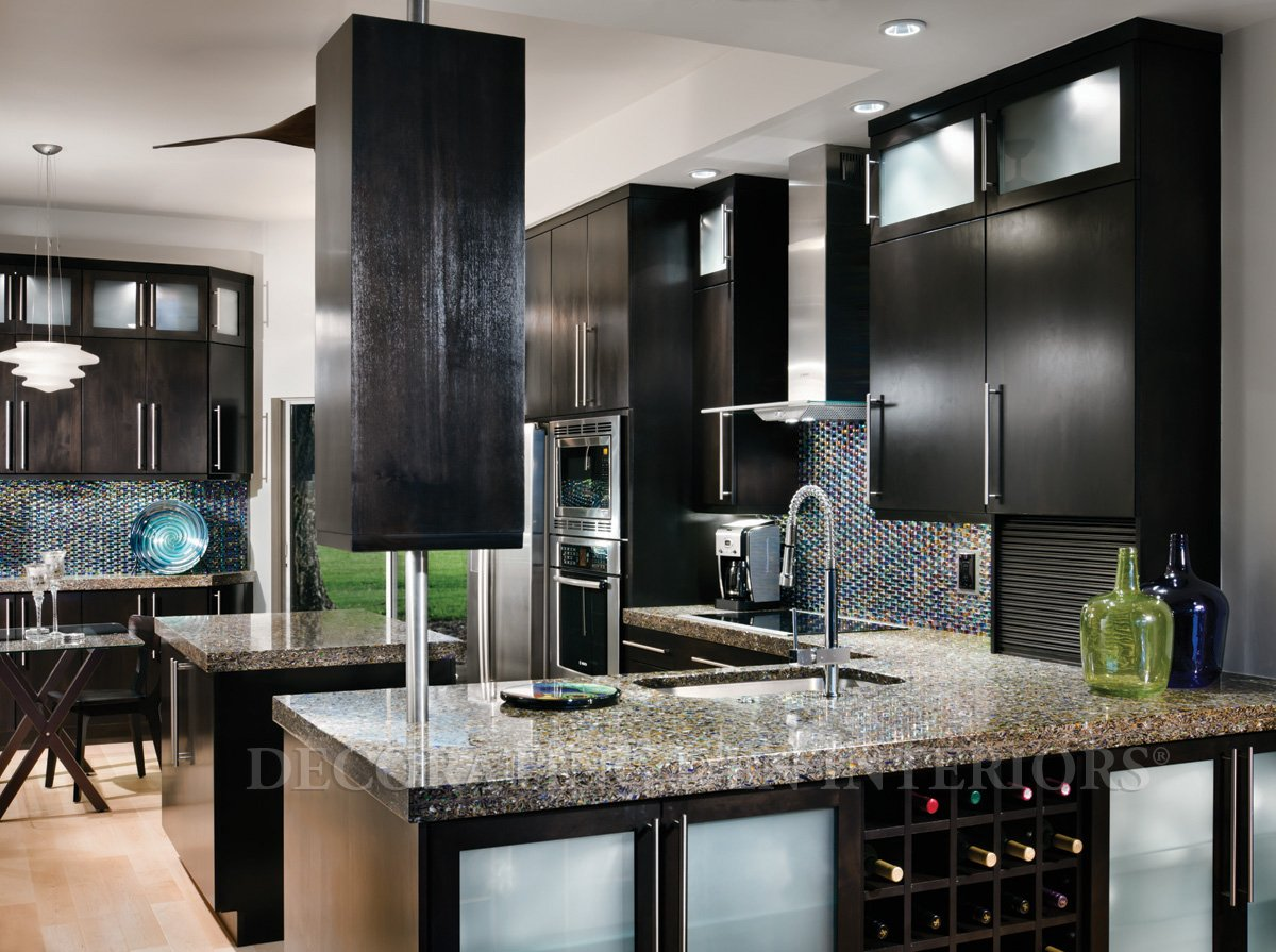 Outstanding Black and Grey Kitchen with Appliances 1200 x 895 · 195 kB · jpeg