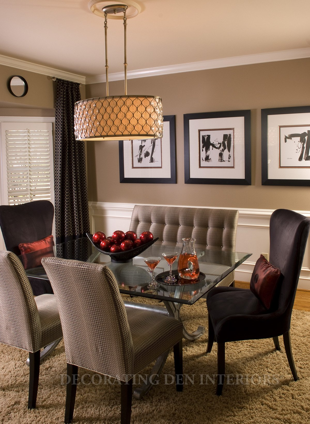 Seven Ways To Spruce Up Your Dining Room Decorating