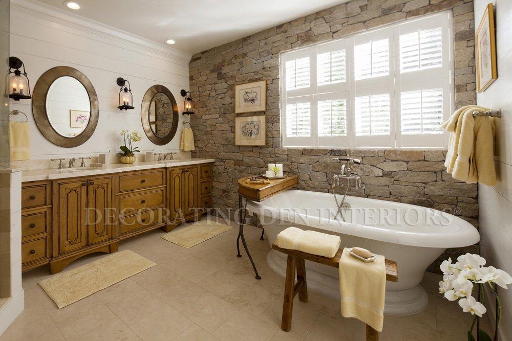Nantucket Inspiration Bathroom After