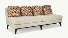 Bold Boxed Accent Pillow