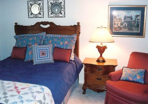 BEFORE: Old bedroom