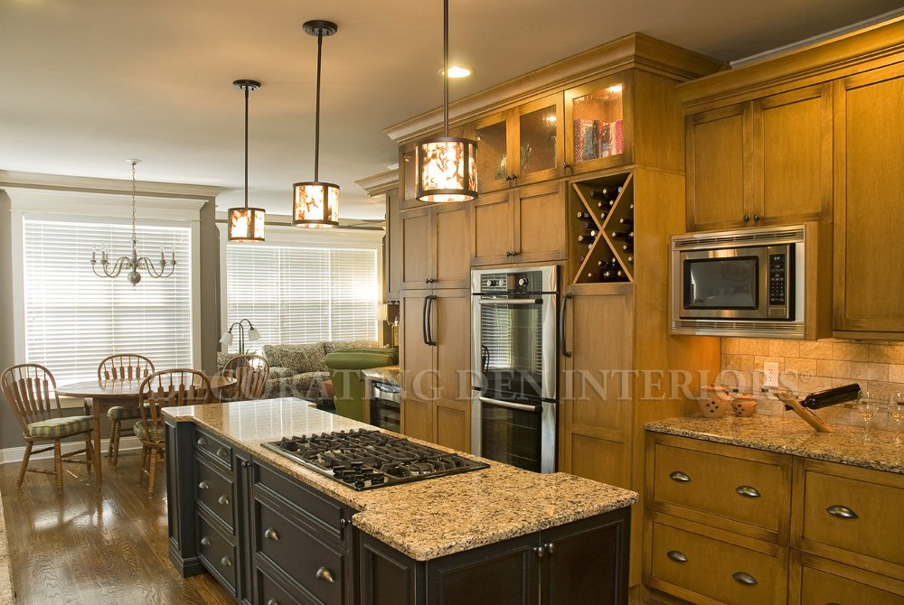 Pendant Lighting Kitchen Island
