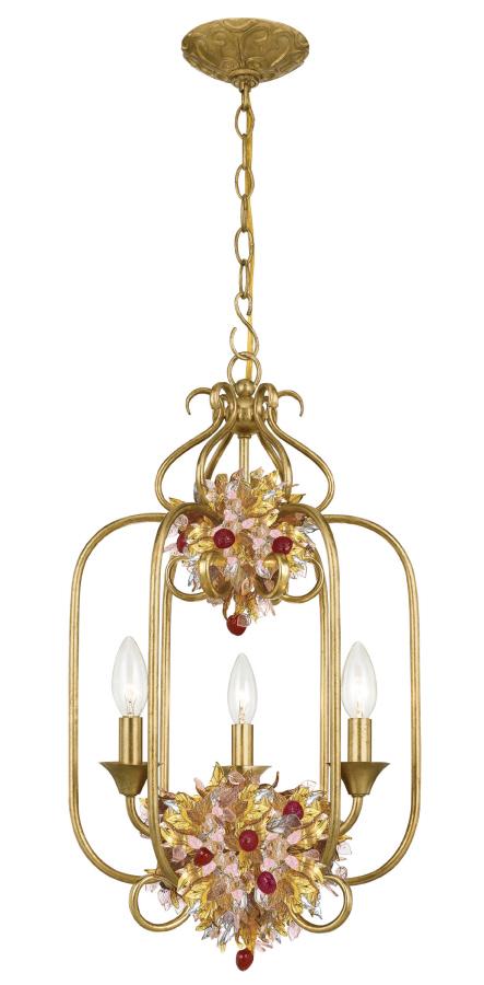 Gold leaf lantern